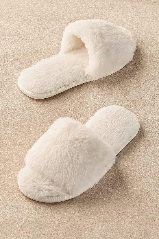 Vegan-Friendly Slippers – Tedi Sarah