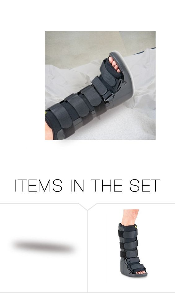 """Lewis Was Taken Back by How Puny His Leg Looked & How  Stiff it Felt…Doc Examined it Again, Checking for Pain & Range of Motion, Then Fitted Him With a Walking Boot…""The First Week This Stays on 24 Hours a Day Except to Soak or Wash…Even Sleep in it"""" by maggie-johnston ❤ liked on Polyvore featuring art"