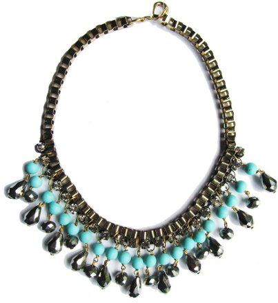 Handcrafted necklace by Aaddict