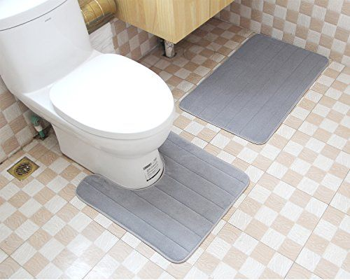 Bathroom Rug Mat Bath Mat Memory Foam Bath Mat Rugs For Bathroom