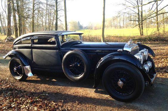 Bentley Mark VI -