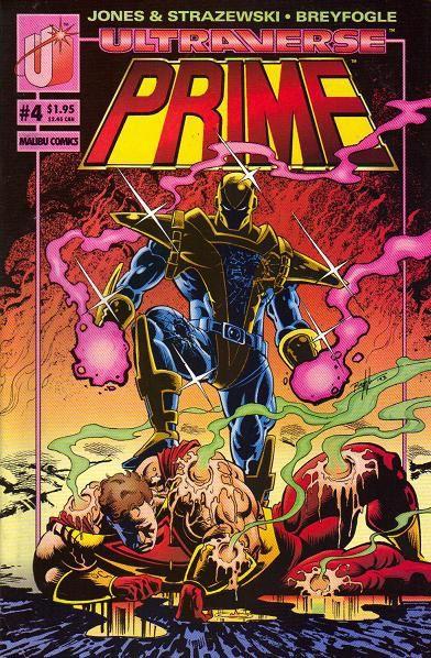 malibu comics | Prototype (Malibu Comics) #14 | malibu comics ...