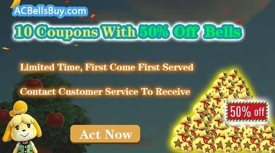 Cheap Animal Crossing Bells