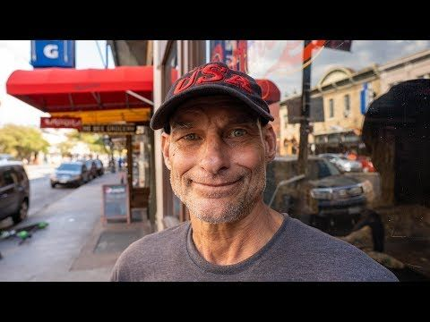 Austin Homeless Man Has Suggestions For Social Services To Improve Youtube Homeless Homeless Man Social Services