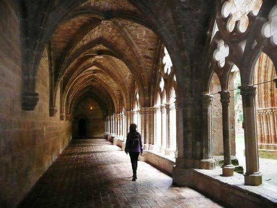 Monasterio de Veruela, al pie del Moncayo