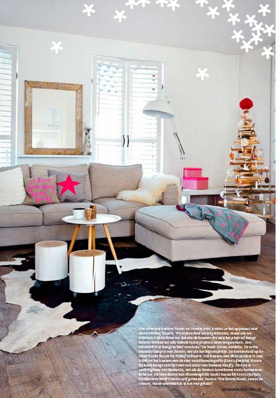 Woonkamer decoratie fotos interieur meubilair idee n - Foto interieur decoratie ...