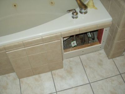 tiled access panels bathroom tub decks and access panels ceramic tile advice forums 20905