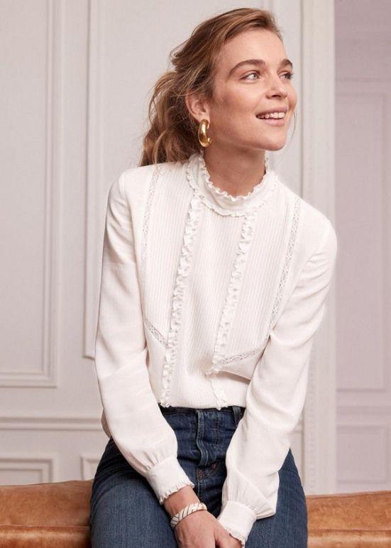 Collection Automne Hauts #blouse #blouse #2019