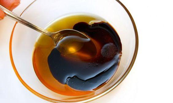 Receta de Vinagreta de miel