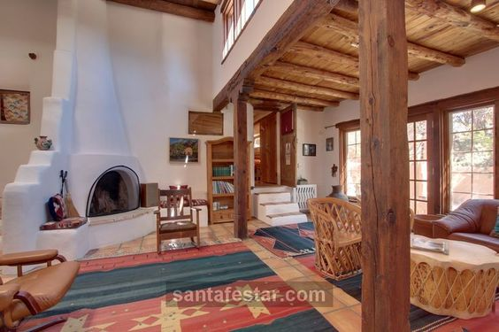 Adobe mexican house new mexico adobe homes bing images for New mexico home builders