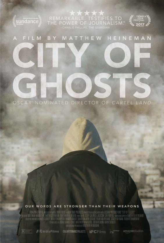 City of Ghosts (2017) WEB-DL