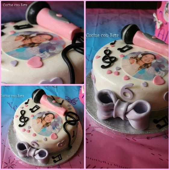 Torta Violetta Disney - torte per bambine