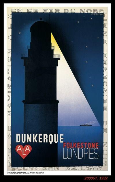 DUNKERQUE -  1932