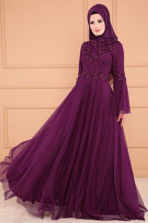 Modaselvim Abiye Tul Etekli Volan Kol Abiye Melg2325 S Murdum Pakistani Fashion Dresses Fashion