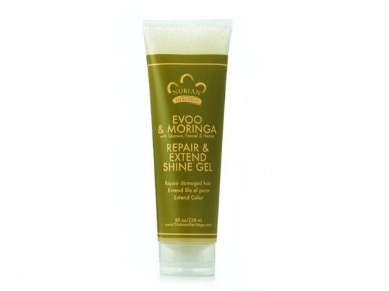 evoo & moringa repair & extend shine gel