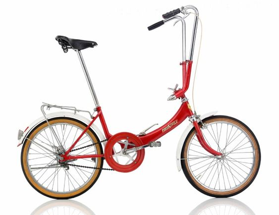 Katakura Silk Porta-Cycle folding bike