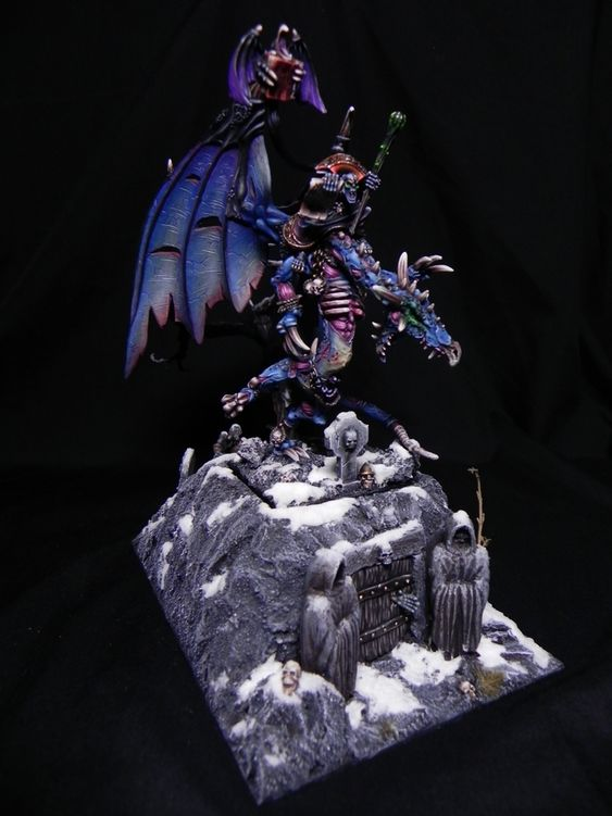 Zacharias on Zombie Dragon #undead #vc #warhammer #whfb # ...