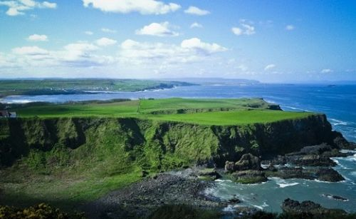 Ireland, the Emerald Isle, Might be Losing its Green - Summer visitors to Ireland used to coping with frequent outpourings from the heavens might be in for a bit of a shock in future if the latest projections on the country's climate by Met Ėireann, the Irish Meteorological Service, prove correct.