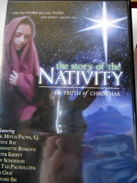 The Story Of The Nativity The Truth Of Christmas Movie Dvd In 2020 Christmas Movies The Nativity Story Bible Stories For Kids