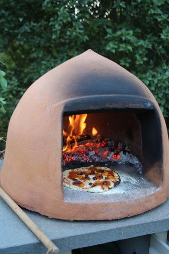 pizza oven:
