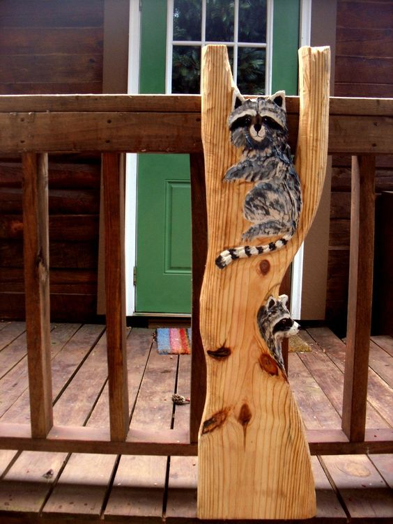 Trees carving and wood carvings on pinterest