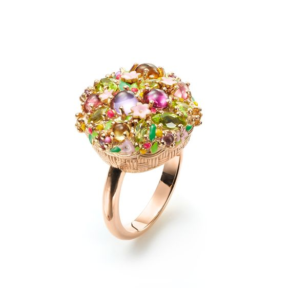 Ring Arcimboldino