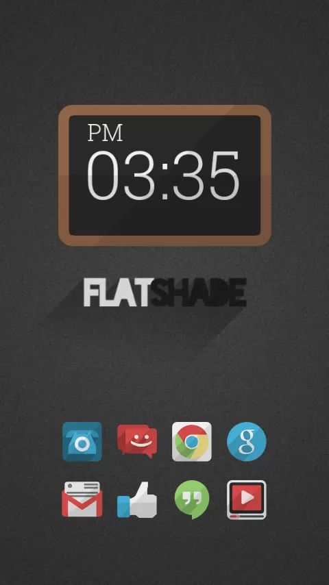 Flatshade V1 4 0 Apklife Android Apps Games Themes App