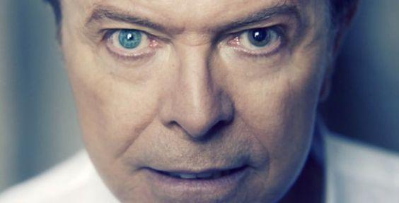 Curta com Bowie divulgada online
