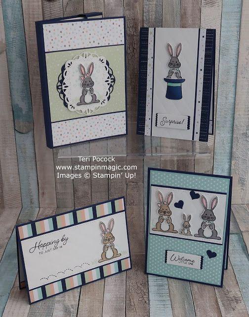 Designer Series Paper - What's New at Stampin' Up! Blog Hop