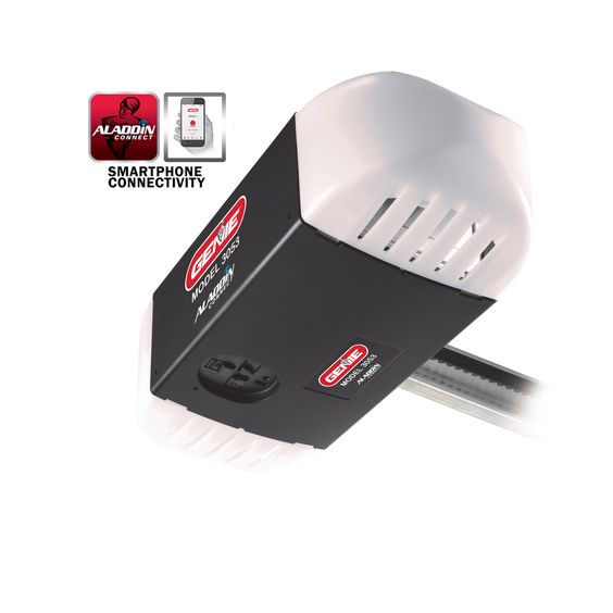 The Silentmax Connect Garage Door Opener Features Integrated Aladdin Connect Wi Fi Technology No Ad Garage Doors Garage Door Opener Garage Door Installation
