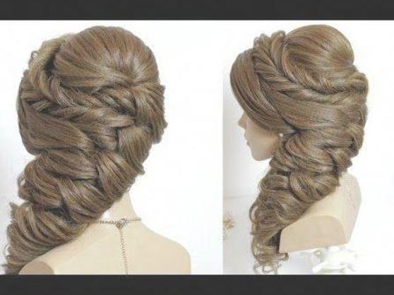 Geschweifte Abschlussballhochzeitsfrisur Mit Zopf Fur Langes Haar Tutorial Youtube Easylo Top Prom Hairst Zopf Lange Haare Lange Haare Haar Tutorial