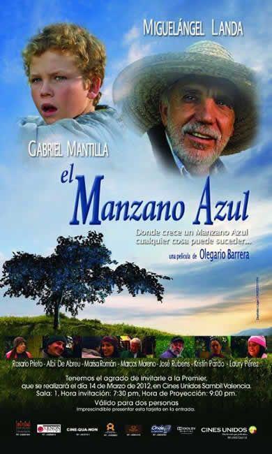 El Manzano Azul (Olegario Barrera, Venezuela):