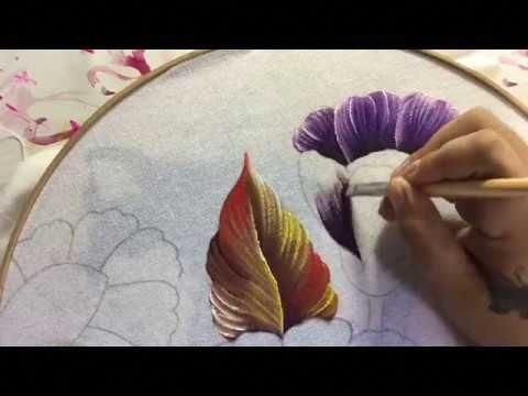 Fijador Para Pintura Acrilica Sobre Tela Acrylic Pouring Art Fabric Painting Fabric Paint Designs