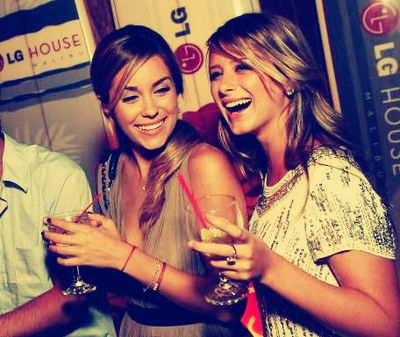 Lauren Conrad and Lo Bosworth....pretty sure I'm obsessed with them