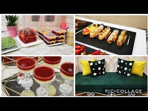 روتين متنوع تكملة لتحضيرات رمضان تجميد الفراولة والجلبانة والخبز المرحي تحليه سهلة بالفرولة Youtube Food Chocolate Fondue Chocolate