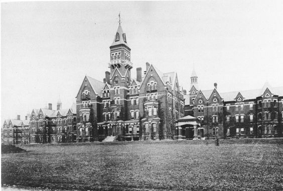 The Topeka State Hospital's legacy is the story of a patient who'd been strapped down so long that his skin had started growing over the straps.