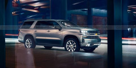 The 2021 Chevrolet Tahoe Is A Big Suv That Will Pack Big Changes