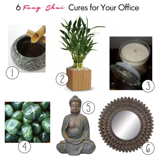Incorporating Feng Shui Into The Home Office Work Space Organization Pinterest Offices