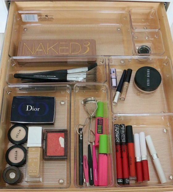 1000 Ideas About Bathroom Drawer Organization On Pinterest Bathroom Drawers Organizations