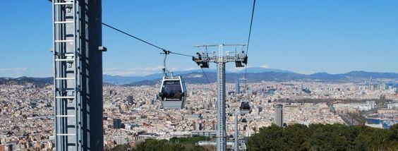Telefèric - Barcelona