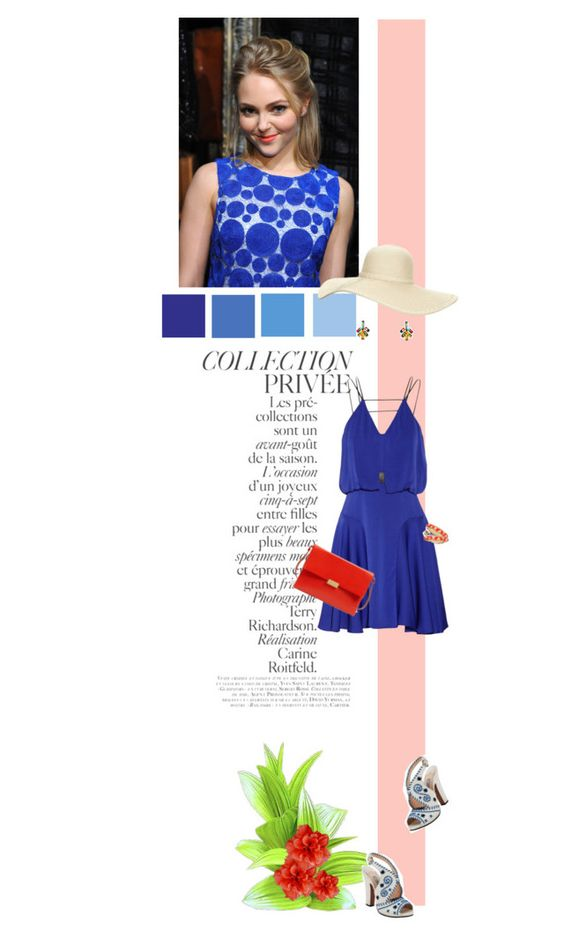 """Untitled #715"" by corni-co-te-bravi ❤ liked on Polyvore featuring By Terry, Reger by Janet Reger, Milly, Prada, STELLA McCARTNEY, Tom Binns, Topshop and Sequin"