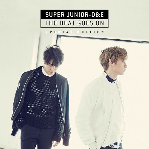 SUPER JUNIOR D&E – THE BEAT GOES ON – The 1st Mini Album Special Edition