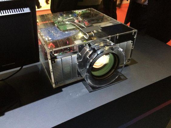 Optoma : un vidéoprojecteur laser #4K à ultra courte focale prévu en 2017
