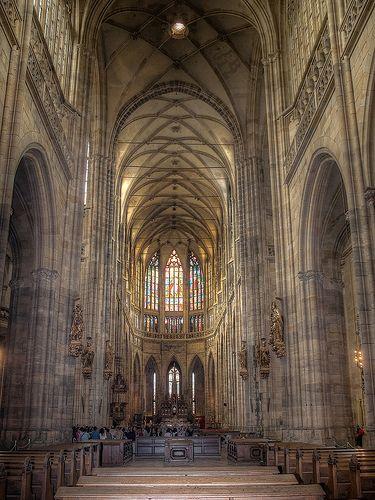Inside Katedrála Svatého Víta