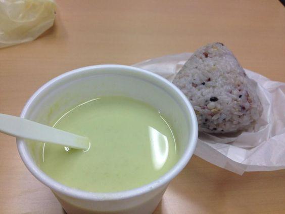 Salad to go - スープ & おにぎり【チケットレストラン 食事券】