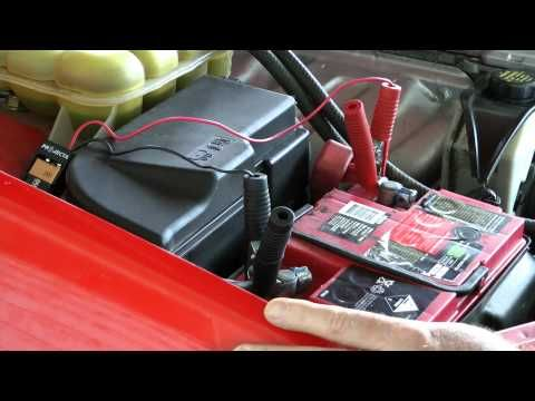 Changing A Car Battery Causing Loss Of Radio Code And Dashboard Settings Hd Youtube Car Battery Repair Car