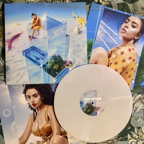 Archived Gbp 510 Charli Xcx Xcx World Vinyl Custom Record Number 1 Angel Pop2 Vinyl Https T Co 6u781kw4uo Https T Co C Charli Xcx Music Record Vinyl