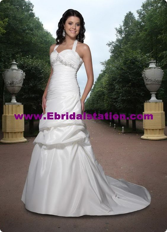 Style 8367 » Wedding Gowns » DaVinci Bridal » Available Colours : Ivory, White
