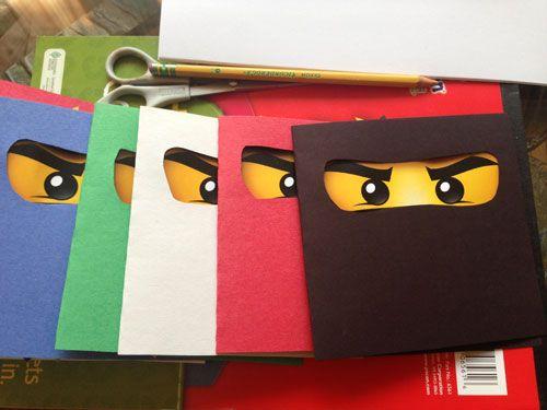 Invite Inspiration | Birthday Party Ideas | Pinterest | Lego Ninjago, Lego  And Birthdays