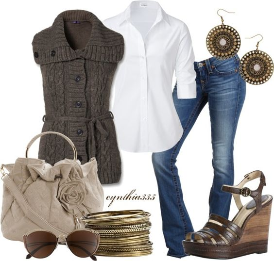 """So Simple"" by cynthia335 on Polyvore"